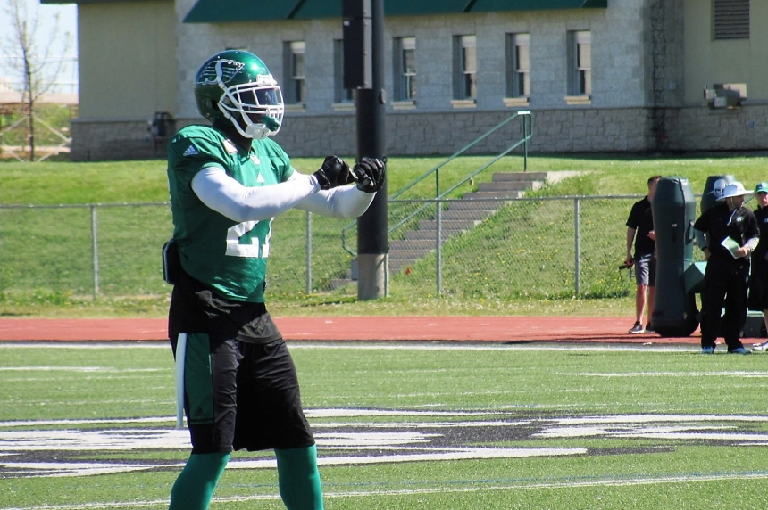 Riders' Kevin Francis embracing being Canadian