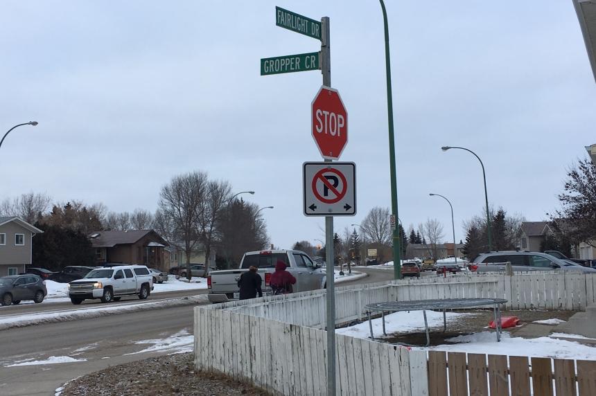 Speeds top 100km/h during stolen truck pursuit in Saskatoon