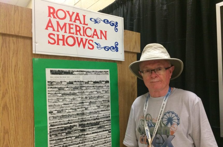 Regina man recalls his love affair with the Queen City Ex