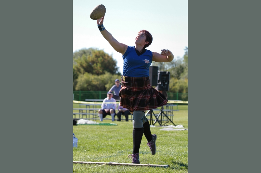 Highland Games bring Scotland to Saskatoon