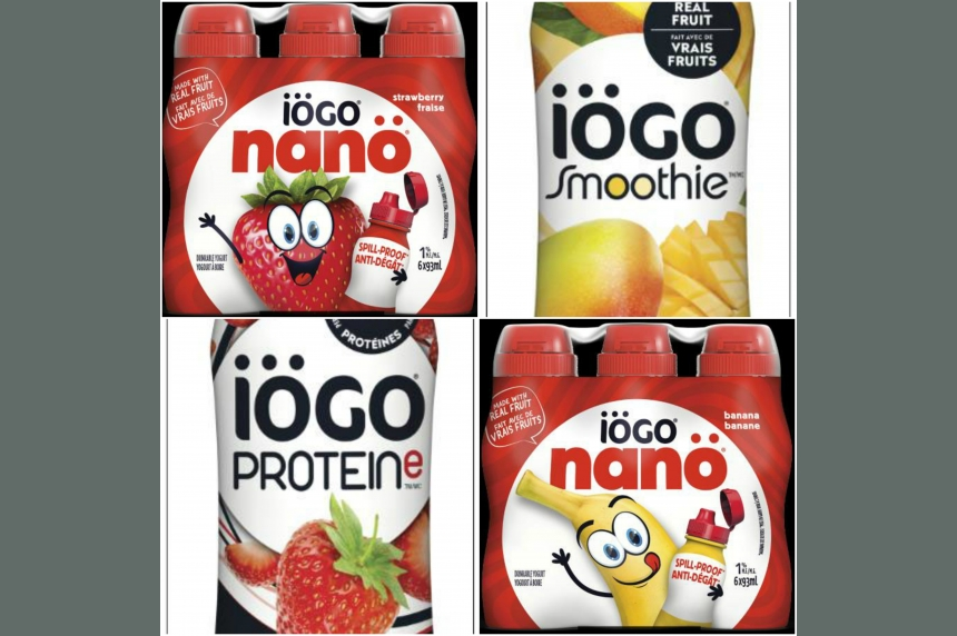 Popular yogurt recalled over plastic concerns