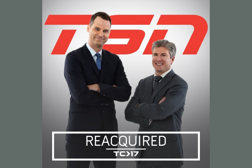 Beloved sportscasters Jay and Dan return to TSN