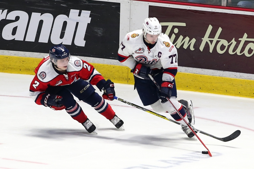 Regina Pats take on Lethbridge and its fans in game 3