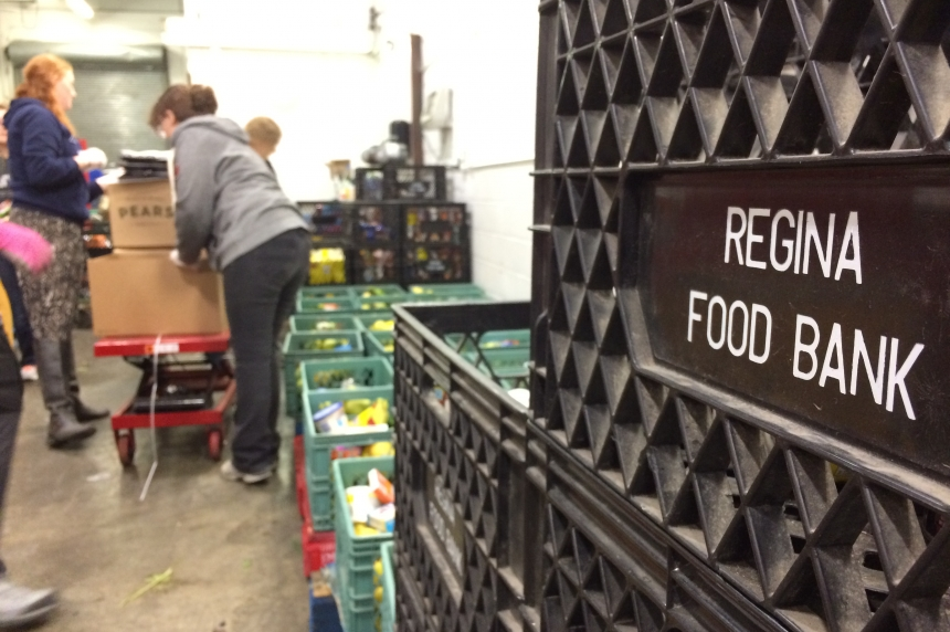 Sudden surge in Regina Food Bank clients