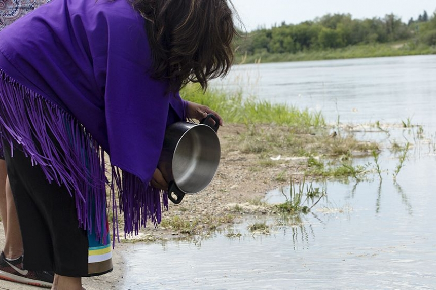 'It's part of our tradition to protect the environment': First Nations react to oil spill