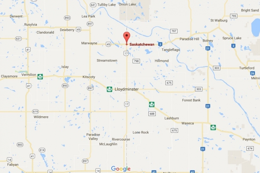 RCMP lay charges following highway crash near Lloydminster