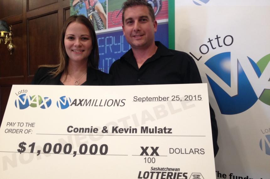 Maple Creek family wins $1 million in Lotto Max draw