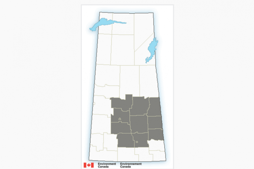 Conditions could lead to funnel clouds in Sask.