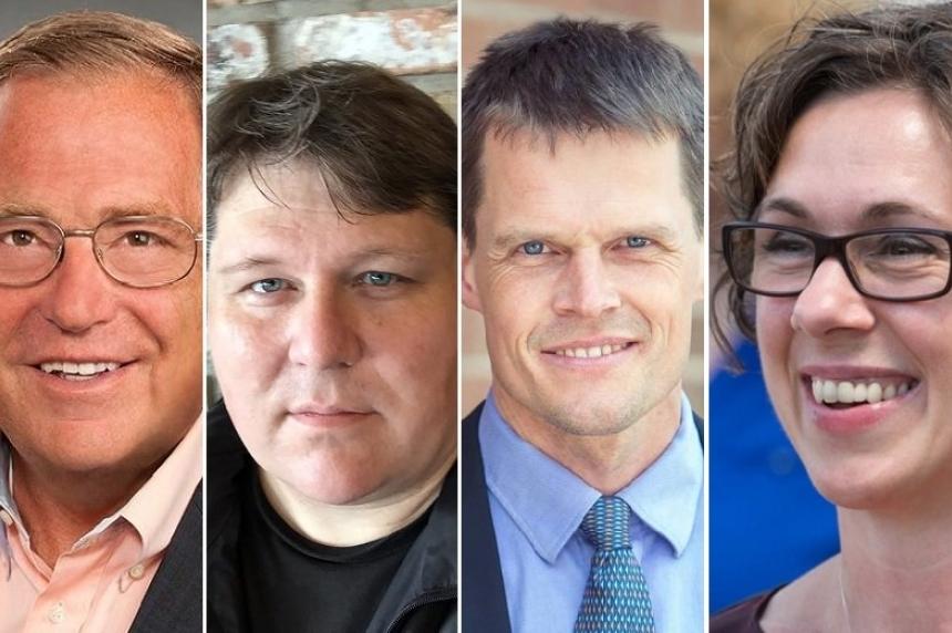Atchison takes slight edge in Saskatoon mayoral race: poll