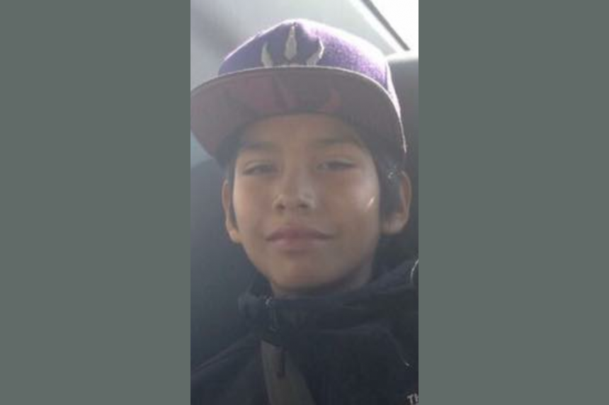 Missing 11-year-old Regina boy found after missing since Friday