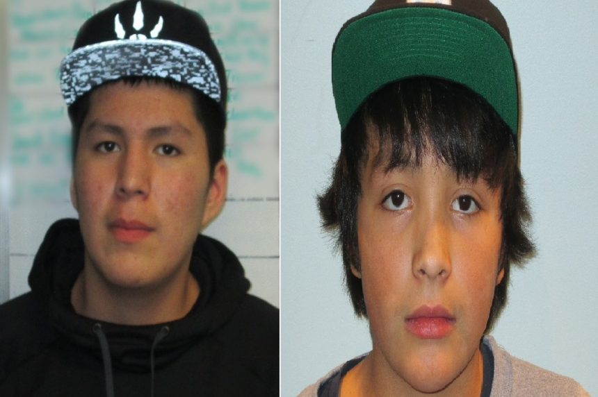 UPDATE: 2 boys missing from Muskowekwan First Nation found