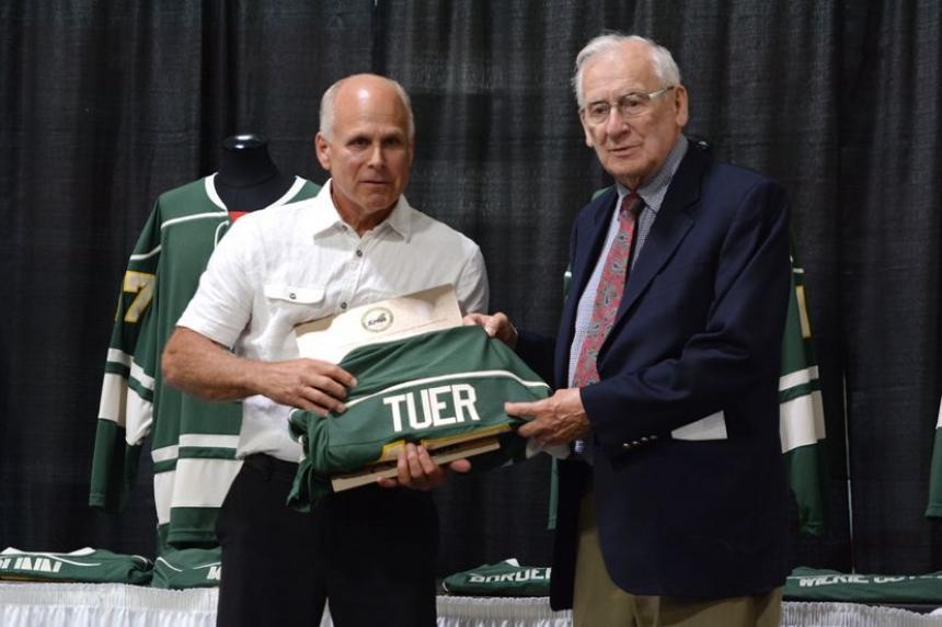 Graham Tuer dies after five decades in Sask. hockey