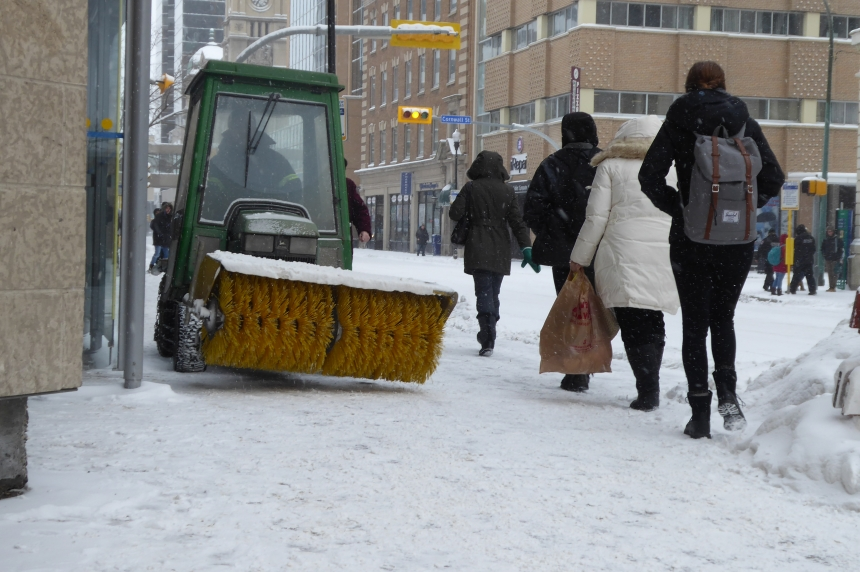 More snow to come to Regina, southwest Sask. after white weekend