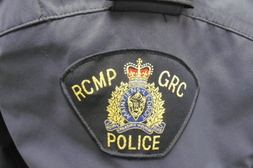1 person dead after truck lands in slough near Maple Creek