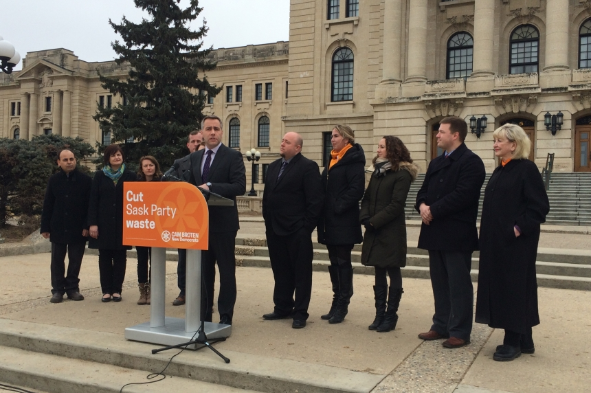 NDP vows to get rid of 'privatization ministry' if elected