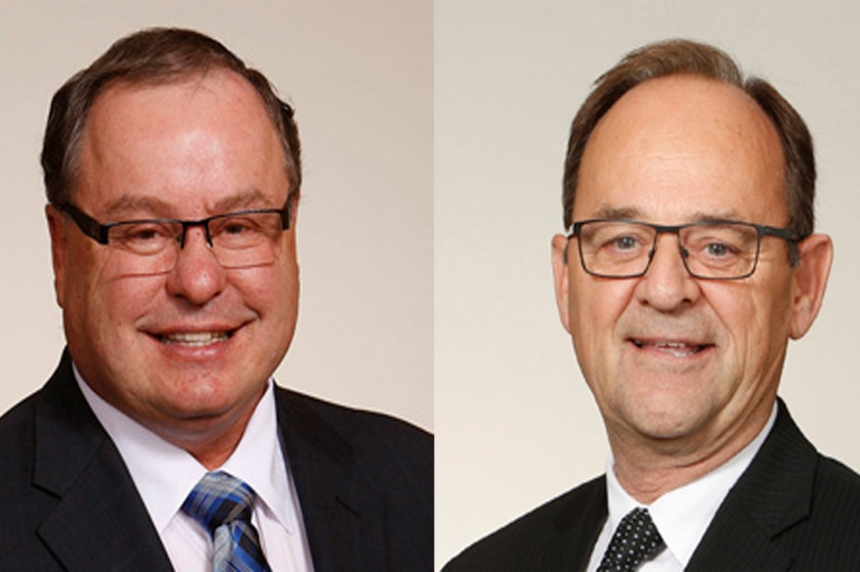 Top Saskatchewan ministers Herb Cox and Bill Boyd ask to leave cabinet