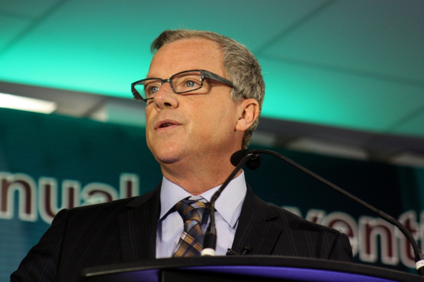 Brad Wall stands on record, promises tax credit for volunteer firefighters