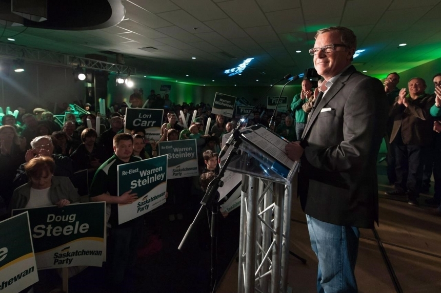 Tory group hopes to draft Brad Wall for federal leadership