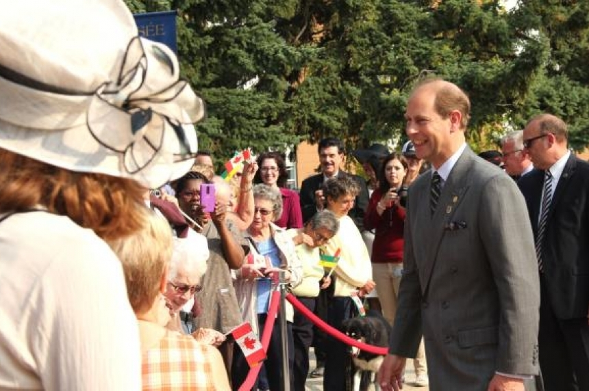 Queen City readies for royal visit