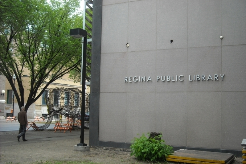 Regina Public Library not asking for mill rate increase