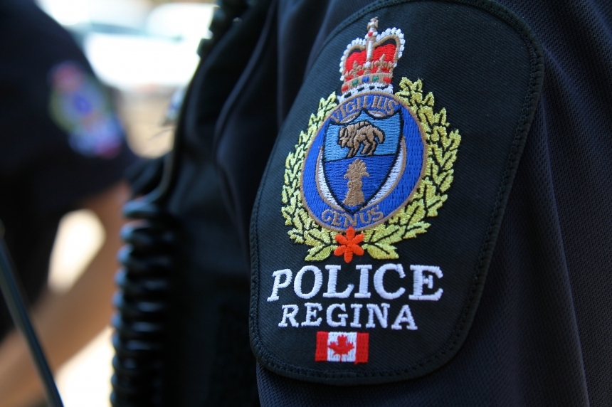 Possible firearms offence in North Central Regina