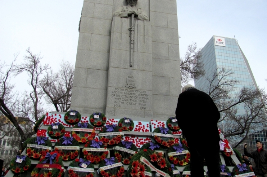 Regina mayor supports idea of adding Afghan war to cenotaph