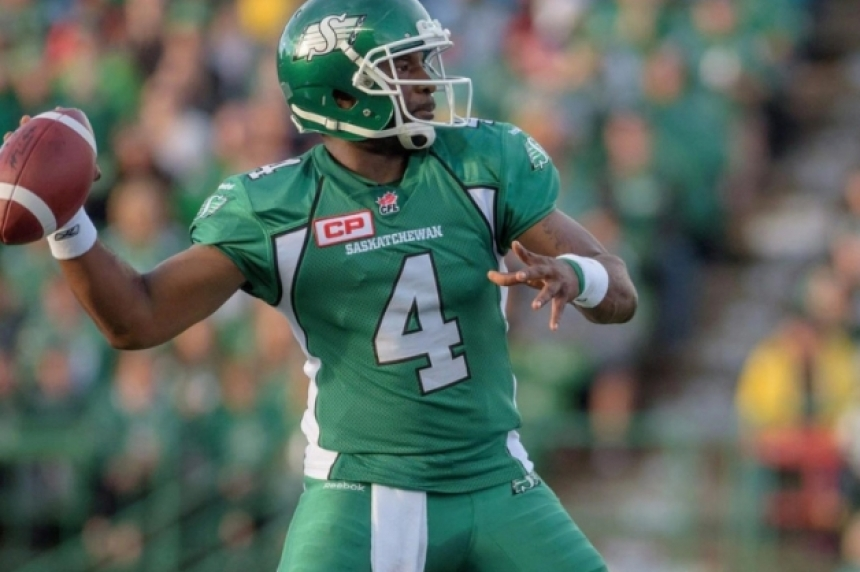 Roughriders fall to Stampeders 35-15