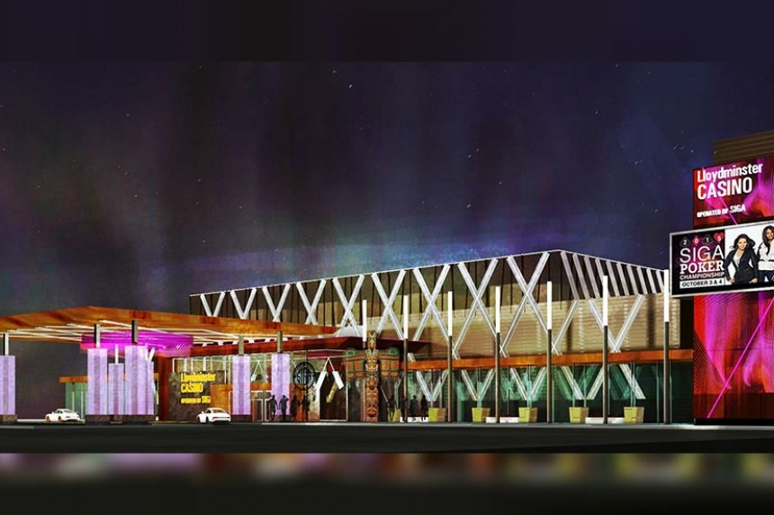 SIGA may face stiff competition over casino proposal in Lloydminster