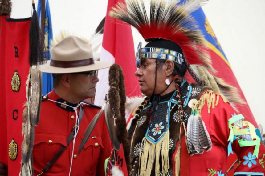 'There's still emotion there': 10-year anniversary of fallen RCMP officers in Spiritwood