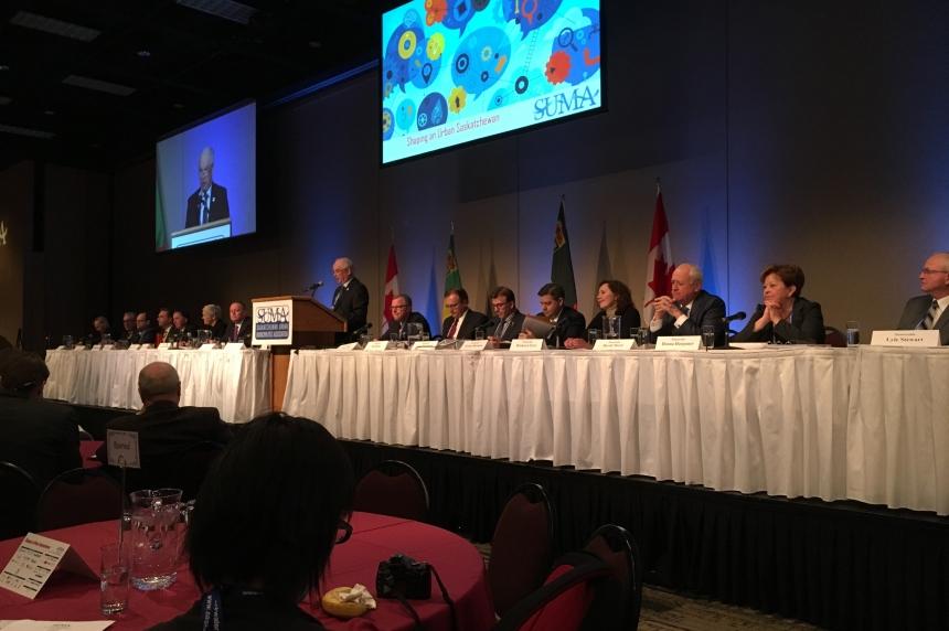Sask. premier, cabinet hear concerns from SUMA delegates