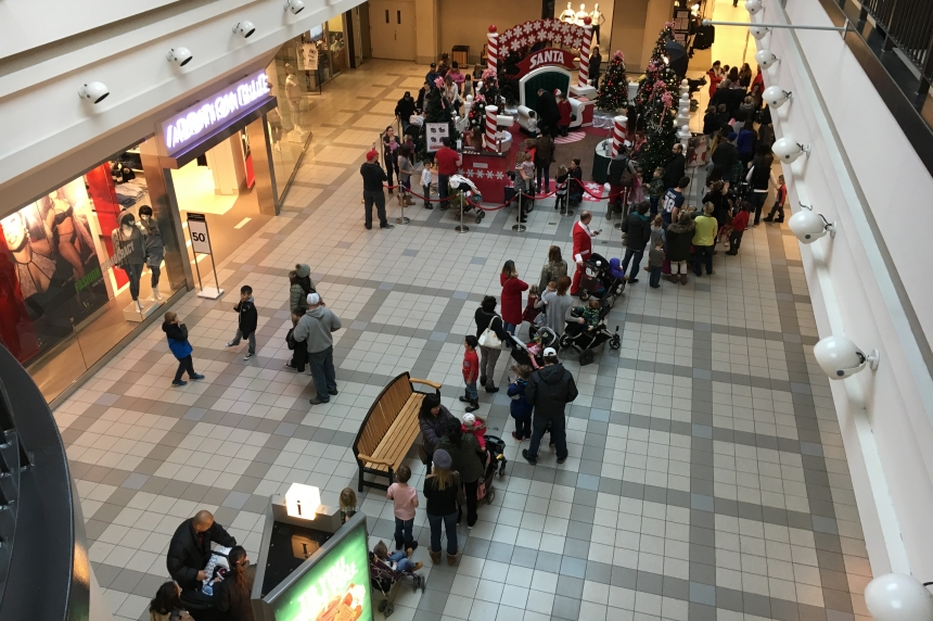 Busiest day of the shopping year didn't disappoint in Saskatoon