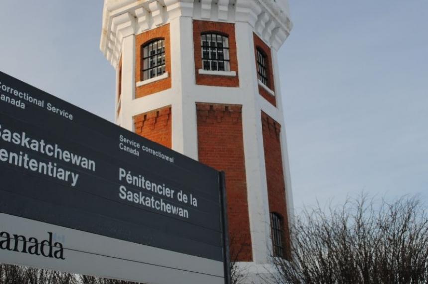 Inmate dies at Sask. penitentiary in Prince Albert