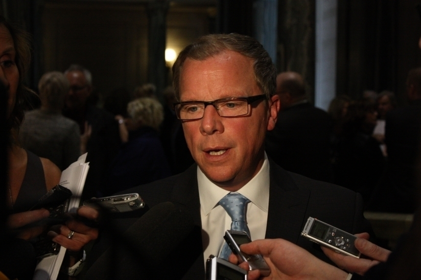 Premier Brad Wall resigns as leader of Sask. Party