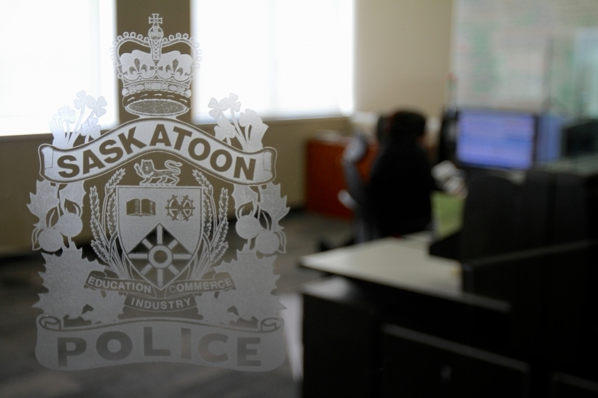 A crash and police chase ends in charges for a 24-year-old Saskatoon woman