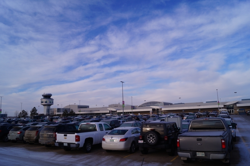 Saskatoon airport security find loaded magazine