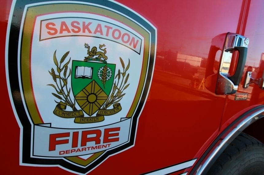 Family evacuates safely after Arobor Creek home catches fire