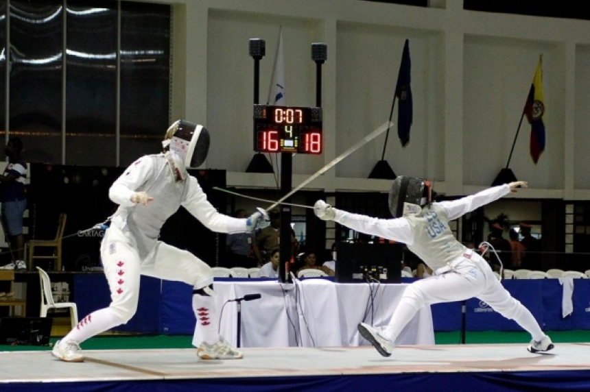 Saskatoon to host Western Canadian Fencing Championships