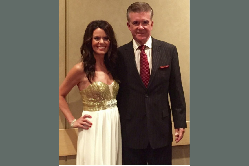 Saskatoon radio host recalls meeting Alan Thicke