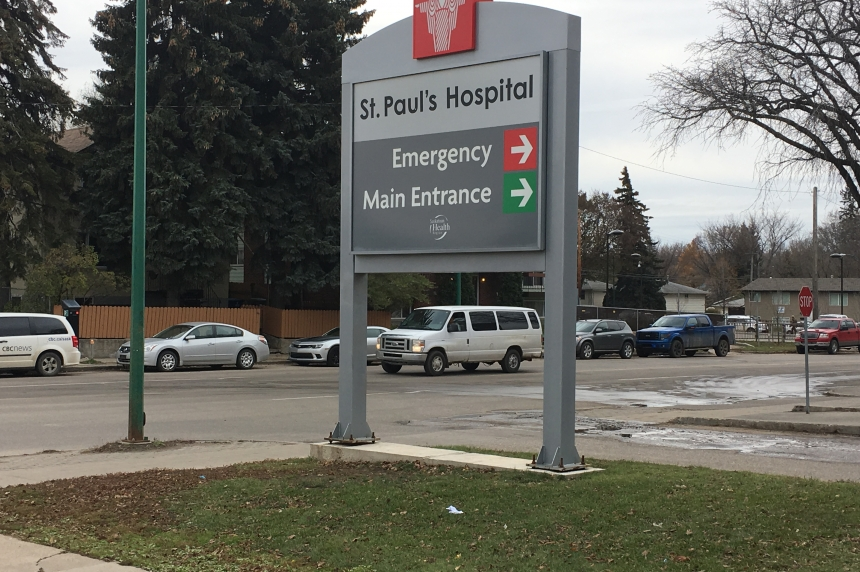 Patients in halls at St Paul's Hospital a hazard: Fire marshal