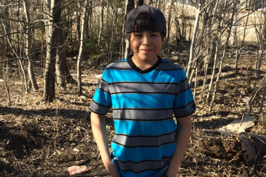 10-year-old Pellican Narrows boy saves toddler from ditch full of water