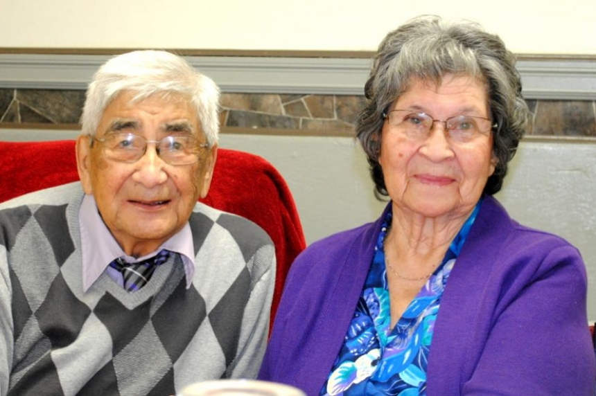 Longest-married Beardy's couple celebrate 69th anniversary