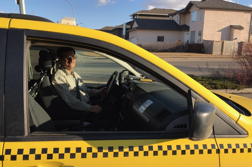 Saskatoon cab driver releases video of racist incident