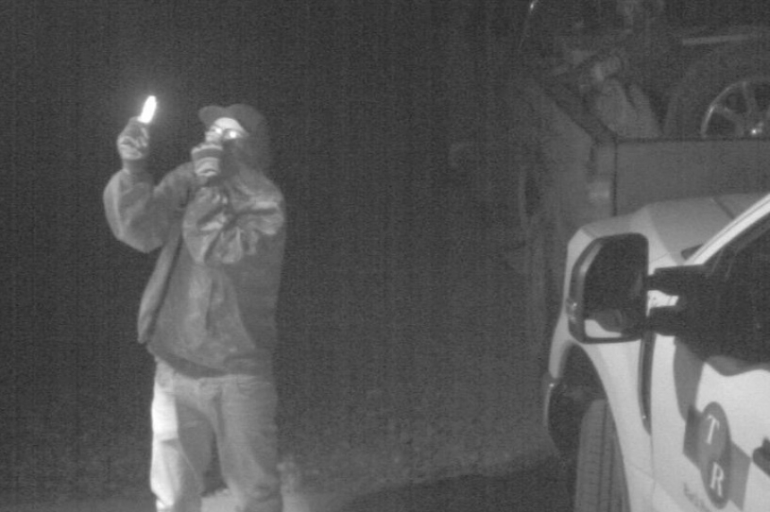 RCMP looking for suspects in $50K theft on Wilkie farmyard
