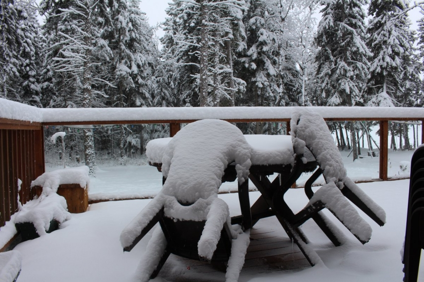 Winter storms wrap up across Saskatchewan