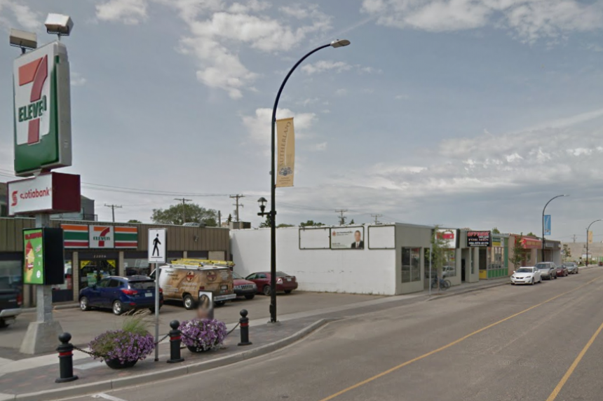 Suspects sought after armed robbery in Saskatoon