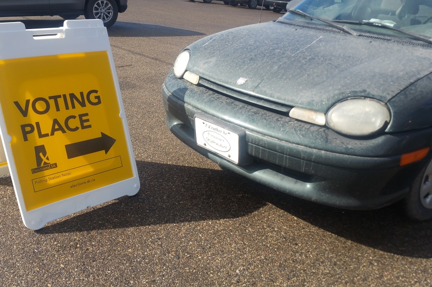 2nd day of advance voting smoother in Saskatoon