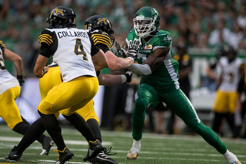 Roughriders search for defensive 'monster' continues