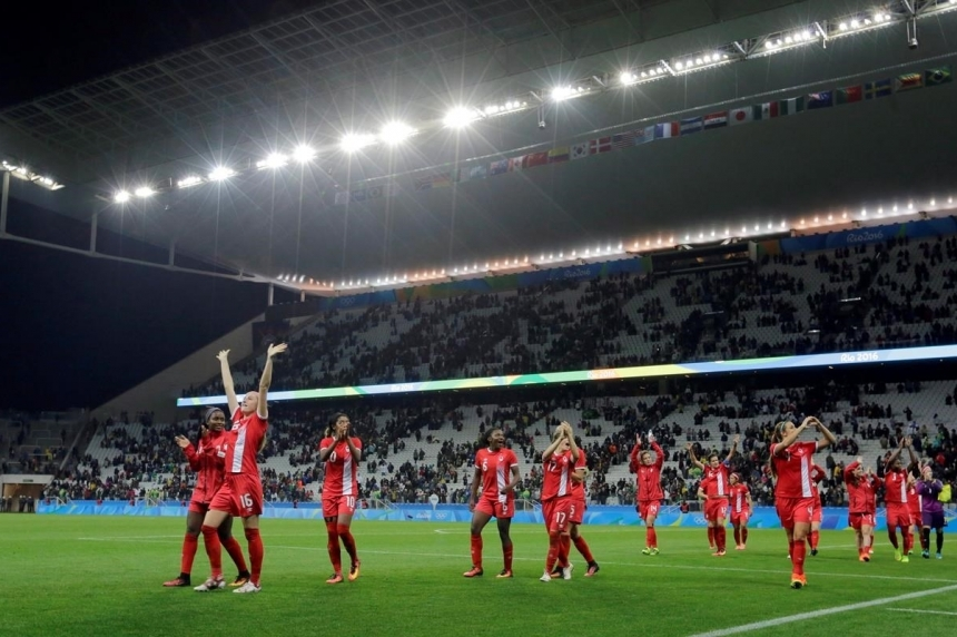 Canada back on familiar turf for Olympic bronze-medal game against Brazil