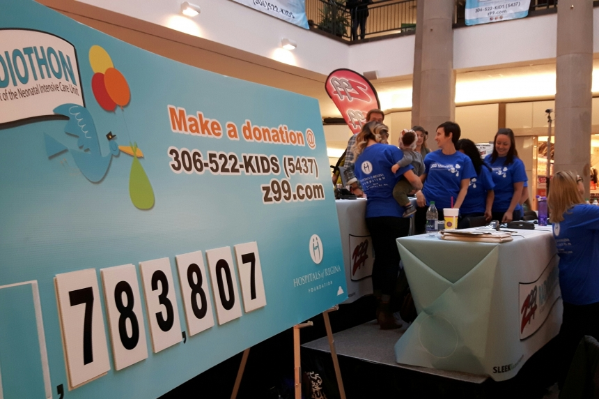 Z99 Radiothon breaks another record to help save babies lives