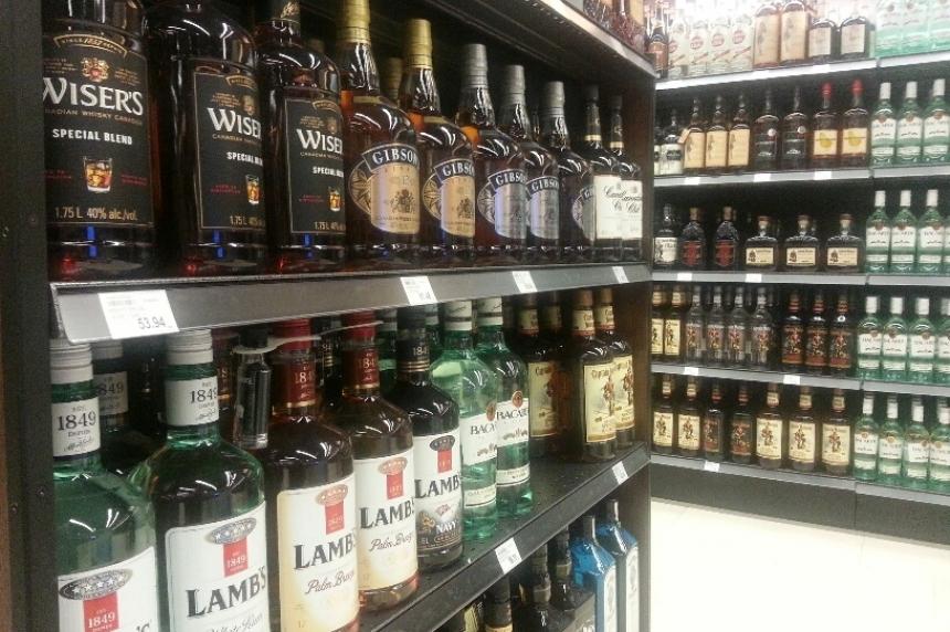 Sask. liquor laws don't make the grade: report